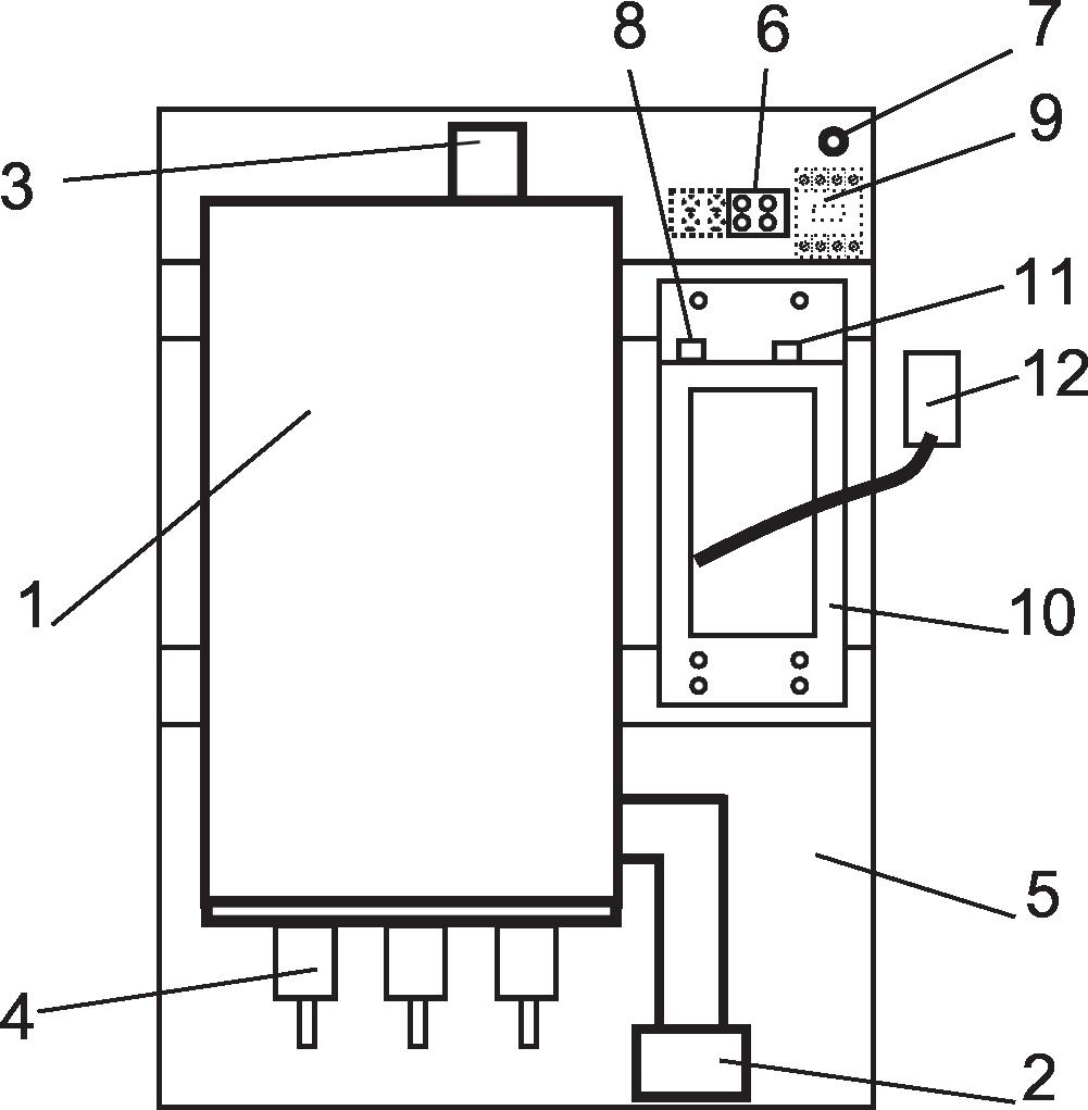 устройство Эван Warmos-IV