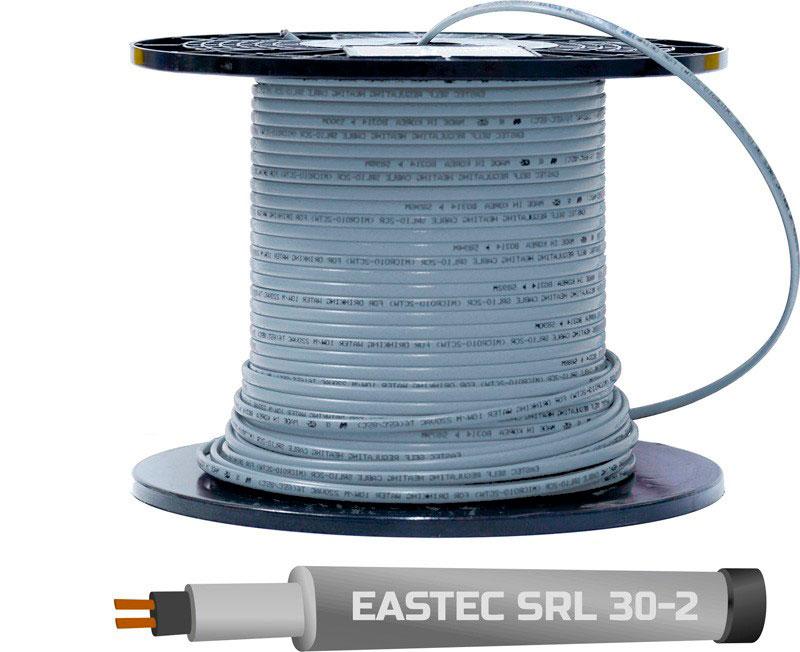 Саморегулирующийся греющий кабель EASTEC SRL 30-2 CR